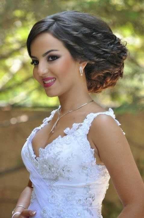 Wunderbare Orientalische Haarschnitt Frisuren Stil Haar Haar Styling Frisuren Langhaar Frisur Hochzeit