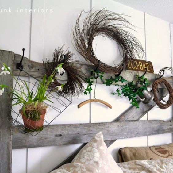How to create your own headboard... like the old sign!