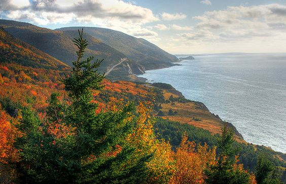 Cabot Trail -- Nova Scotia, Canada 2015-09-06-1441519955-982891-2939092598_09039ccee9_z.jpg - Provided by The Huffington Post