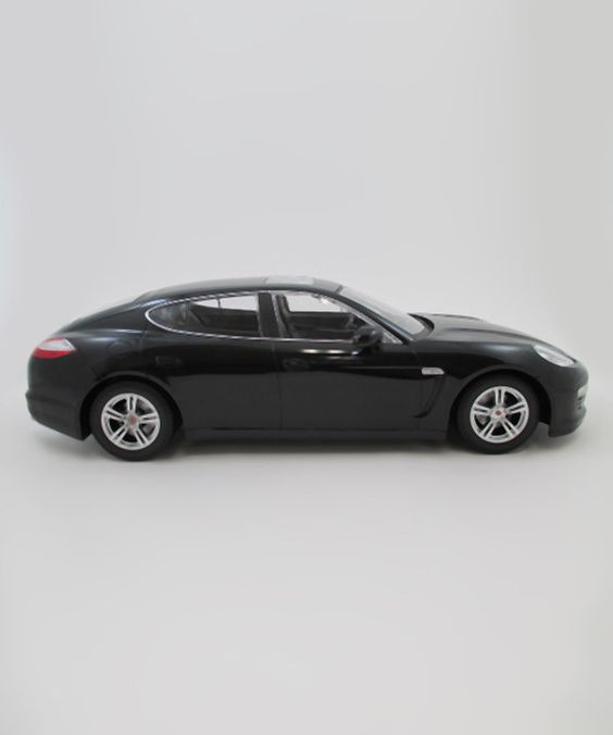Look at this Black Porsche Panamera Remote Control Car on #zulily today!