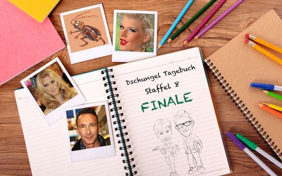 Tag 16 im Dschungel: Finale! ✰ Dschungelcamp 2014
