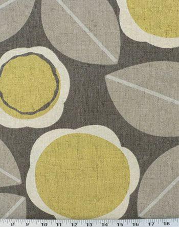 Modernista Citrine - indoor/outdoor $10.98  #fabric
