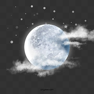 Halo Moon In Hand Drawn Clouds Night Clipart In The Clouds Halo Png Transparent Clipart Image And Psd File For Free Download In 2021 Night Sky Moon Star Background Blue Sky Background