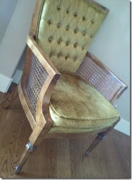 Hyphen Interiors: A Reader's Painted Chair Success