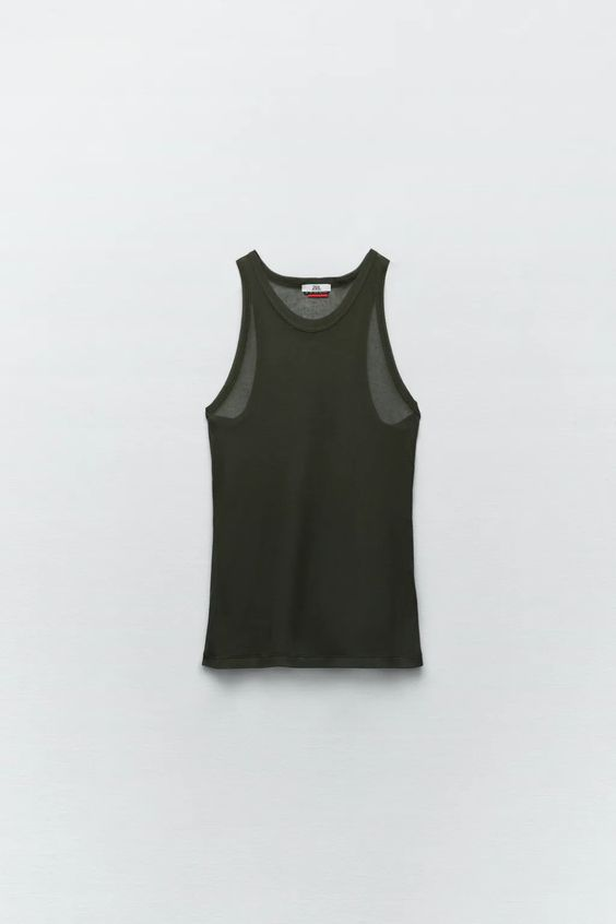 CHARLOTTE GAINSBOURG COLLECTION TOP