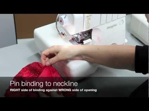Genial video de cómo coser una malla de patinaje