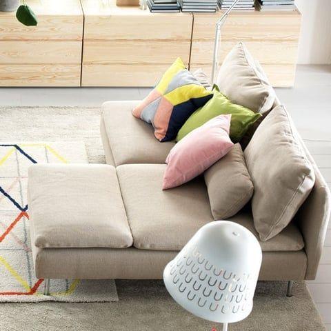 Canape 3 Platze Souderhamn D Ikea En 2020 Avec Images Petit