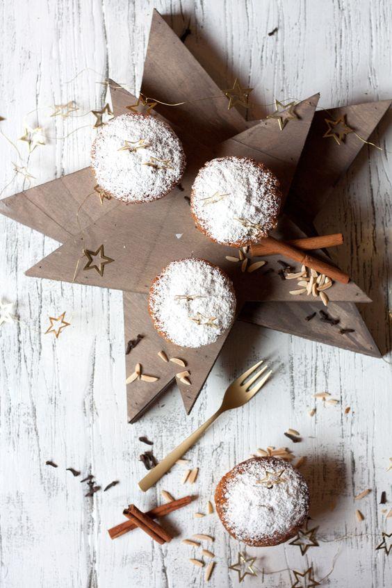 Stollen-Muffins | Foodlovin'