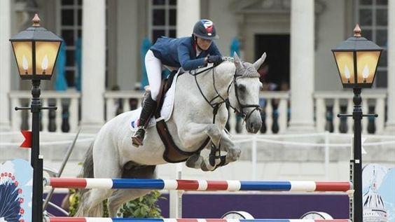 Les Français en force-Equitation-Jeux Olympiques
