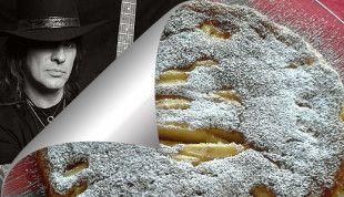 Torta di Mele Cremosa alla Richie Sambora by Mr. Nice Guy / Ritchie Sambora Creamy Apple Pie