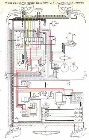 Fff Vw Ar Sistema Eletrico Do Fusca Tl Variant 1600 Volkswagenbrasilia Vw Parts Vw Bug Vw Beetle Classic