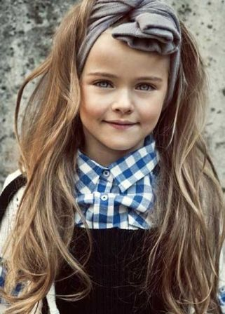 Coiffures on pinterest for Comidee coiffure petite fille
