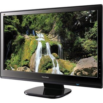 """Save $251 on ViewSonic VX2753MH-LED 27"""" LED Backlit Monitor - 30,000,000:1 (DC), 1ms, 1920x1080p, HDMI (2) for $279.99 - Valid through 04/09/2012 - via http://bit.ly/HrLnds"""