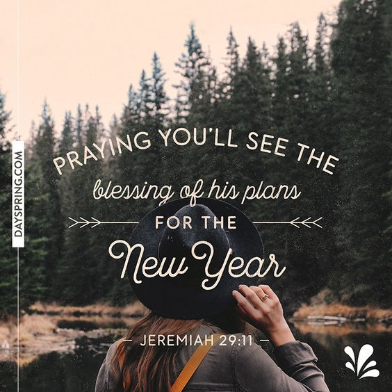 Blessing Of His Plans New Year Bible Quotes Quotes About New Year New Year Christian Quotes