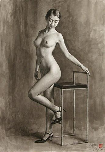 Guan ZeJu - Chinese Nude #13