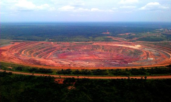 Catoca diamond mine