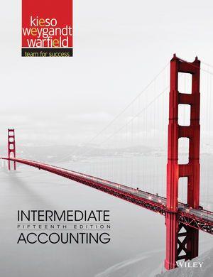 Intermediate accounting homework solutions