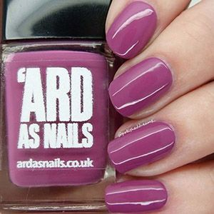 PRE-ORDER 'Ard As Nails- Creme- Lorna