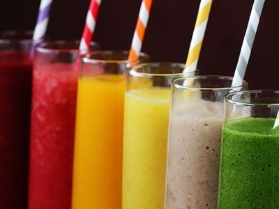 23 smoothies to make you slim : )