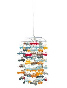 24,95€ Car garlands as lamp - very creative.