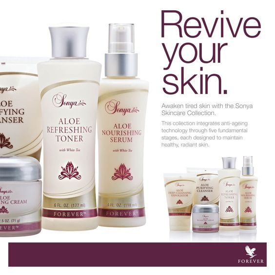 Want to look your best? Your #skin is the best place to start. http://sapphirehealth.foreverlivingsite.com/