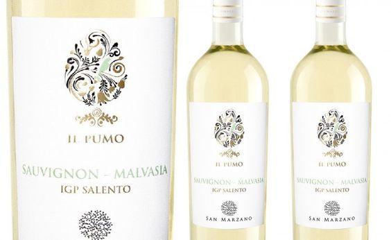 Rượu Vang IL Pumo White 12,5% - Chai 750ml - Rượu Vang Nhập Khẩu