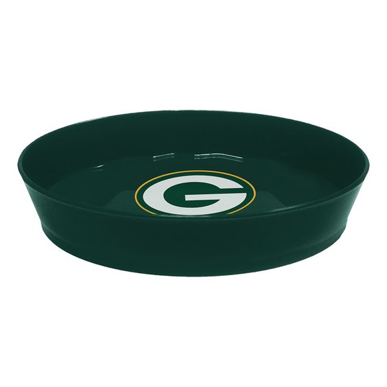 These high quality polymer soap dishes are great for showing team spirit in your bathroom. 5wide with team logo displayed in the center. Officially Licensed. Made in America.