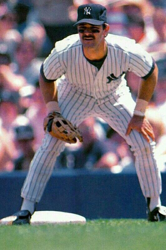 Don Mattingly Baseball New York Yankees Baseball Baseball
