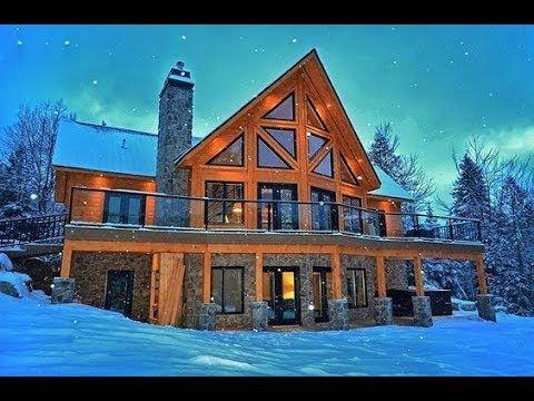 Luxury Log Cabin Homes Blockhaus Hauser Blockhaus Haus