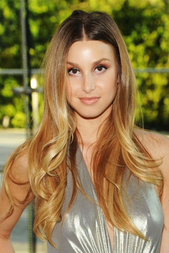 I love the ombre affect a lot. If I got it done this would be ideal and also this is the length I'm going for. Half way there :)