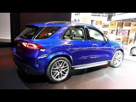 New 2020 Mercedes Benz Amg Gle 63 S Suv 2019 La Auto Show Los