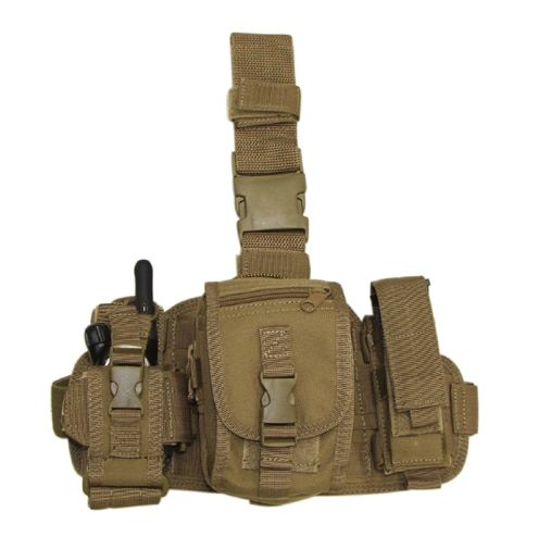 Style 56026 5.11 Tactical Bailout Military Pouch Bag MOLLE Utility Ammo Pockets
