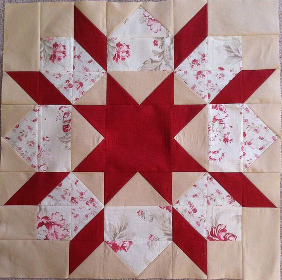 Romancing the Swoon Block 1 by savinggrc,