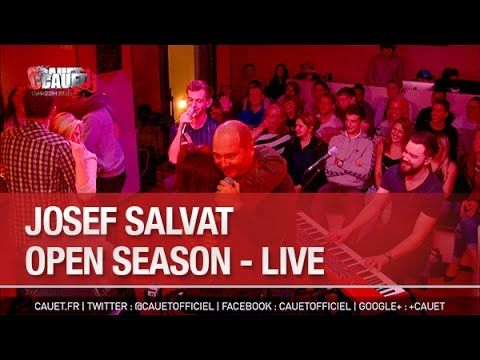 Josef Salvat - Open Season - Live - Just Perfect