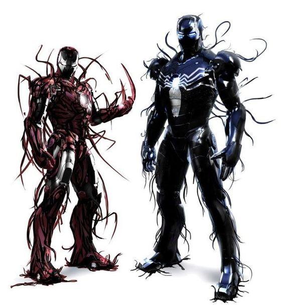 Halo / Carnage   Venom Mashup Cosplay - Album on Imgur