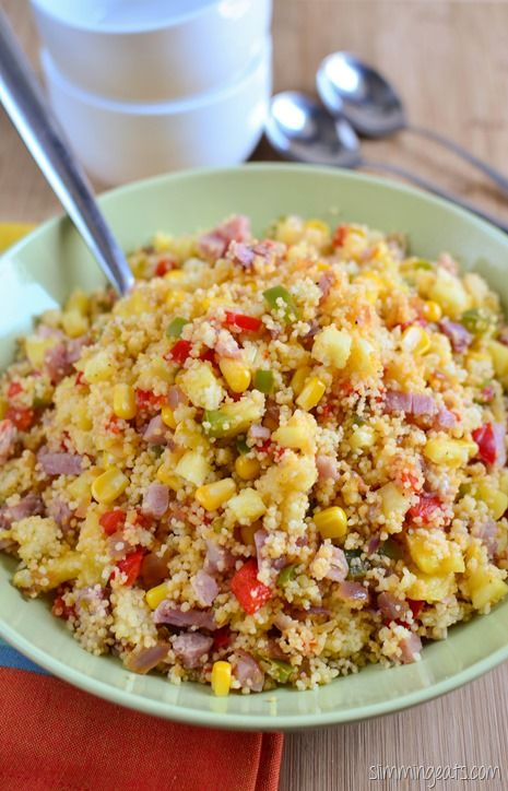 Hawaiian Style Couscous | Recipe | Couscous, Weights and ...