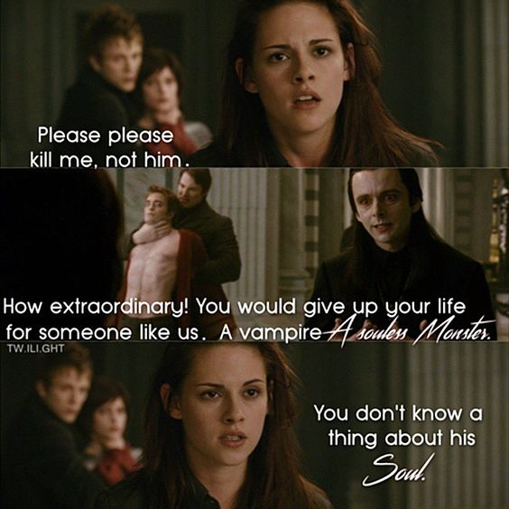 Movie Clip Quotes: Instagram, Awesome And Twilight