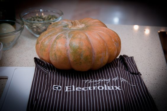 Electrolux Passion4Cooking sarbatoreste Halloween-ul