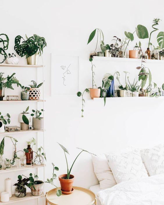 50 Astonishing Indoor Garden Ideas With Pictures Yhmag In 2020 Indoor Garden Rooms Simple Bedroom Design Indoor Garden