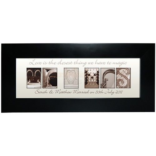 Personalised Affection Art Mr and Mrs Frame  from Personalised Gifts Shop - ONLY £19.95