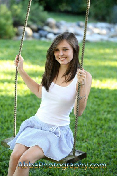 Who doesn't like to swing! www.abbaphotography.com