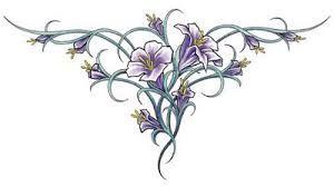 Afbeeldingsresultaat voor bloemen tattoo pols