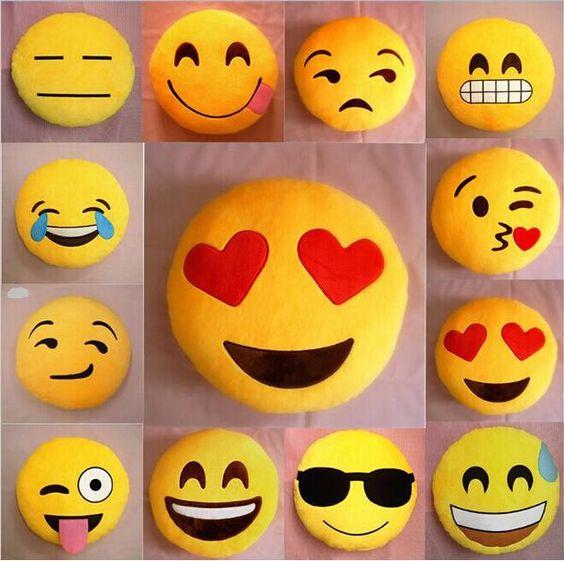 Free shipping, $6.5/Stück:buy wholesale 23 Styles Weiche Emoji Smiley Kissen Kissen Cartoon Gesichts QQ Emotions Kissen Yellow Round Kissen Plüsch Spielzeug Geschenk für Baby Kids from DHgate.com,get worldwide delivery and buyer protection service.