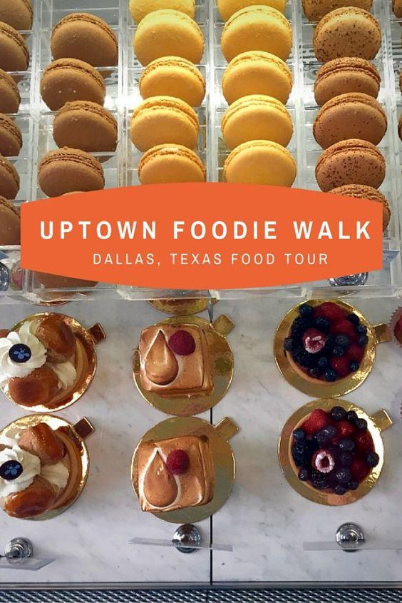 Dallas Food Tour Uptown Foodie Walk | Enjoy great eats around Dallas, Texas.