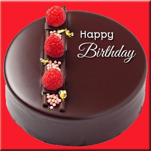 Write Name On Have A Lovely Birthday Wishes Cake To Rina