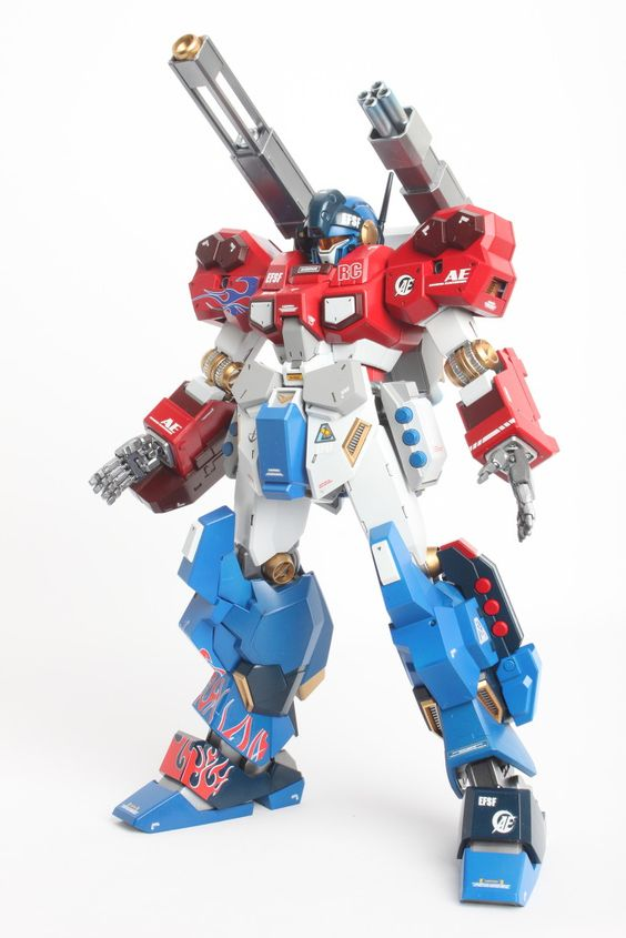 mg 1 100 jesta cannon optimus prime painted build modeled by 울트라머 optimus prime optimus cannon