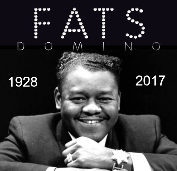 New Orleans legend Fats Domino dead at 89 - TheCelebrityCafe.com