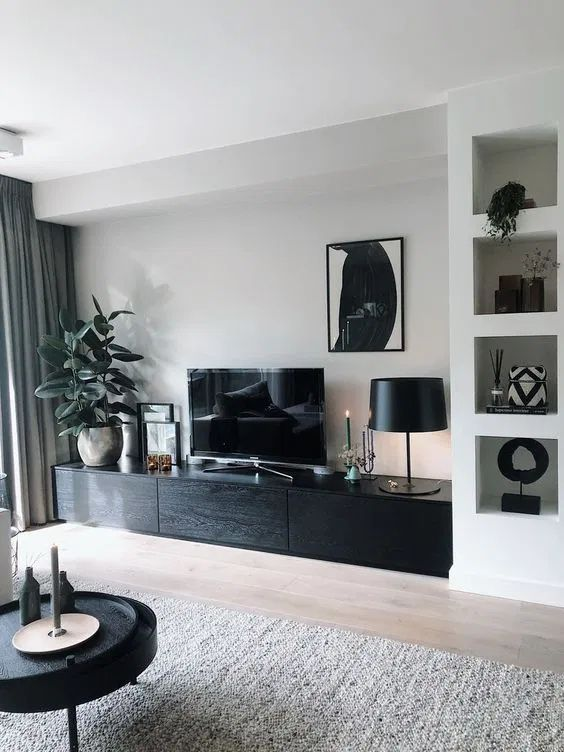 80 Most Popular Living Room Decor Ideas Trends On Pinterest You Can T Miss Out Living Room Decor Apartment Small Apartment Living Room Apartment Living Room