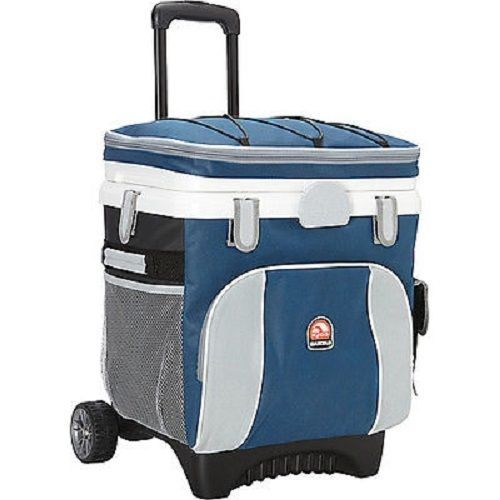 best service cda00 989ba ... Igloo Island Breeze 28 Qt. Roller Cooler - the sporty Igloo cooler with  wheels .