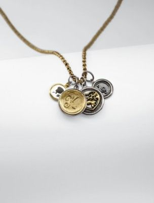 Charm necklace from Red Envelope
